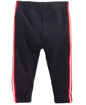 First Impressions PullOn Fleece Jogger Pants Baby Boys (024 months) Created for Macys
