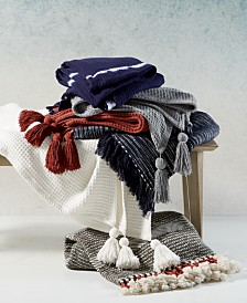 Lucky Brand Throw Collection, Created for Macy's