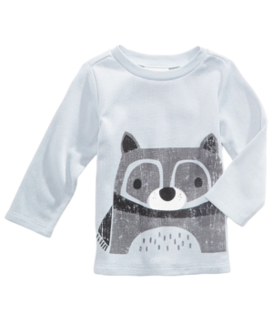 First Impressions Raccoon-Print...