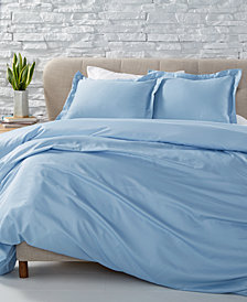 CLOSEOUT! AQ Textiles Devon 3-Pc. Duvet Set Collection, 900-Thread Count, Created for Macy's