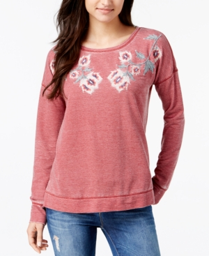 Lucky Brand Embroidered...