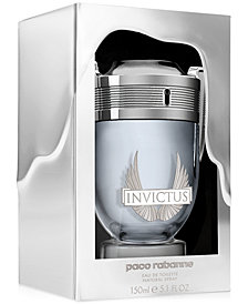 Paco Rabanne Men's Invictus Eau de Toilette Collector's Spray, 5.1 oz.