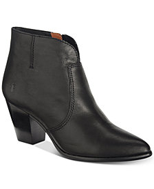 Frye Women's Jennifer Ankle Booties, Created for Macy's