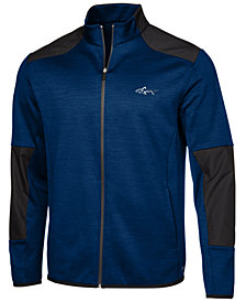 Greg Norman For Tasso Elba Men's Hydrotech Colorblocked Jacket, Created for Macy's