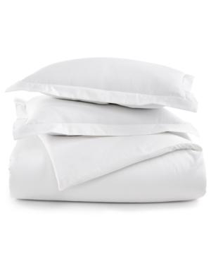 Aq Textiles Devon 3Pc Queen Duvet Set 900Thread Count Created for Macys Bedding