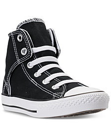 Converse Little Boys' Chuck Taylor All Star Easy Slip High Top Casual Sneakers from Finish Line