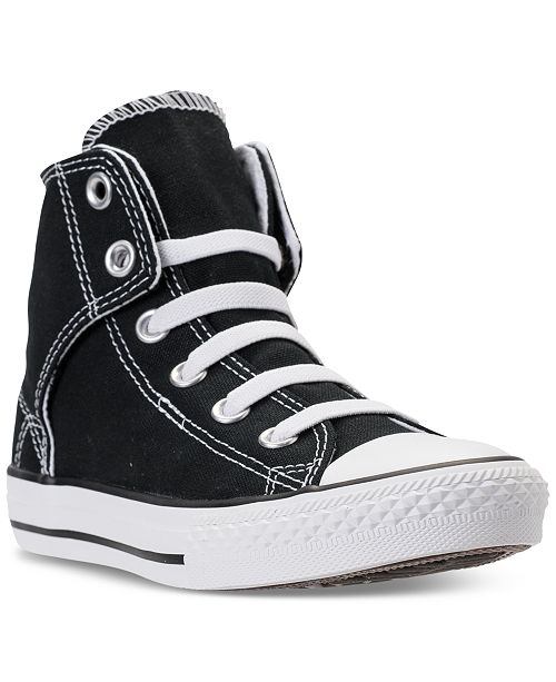 Converse Little Boys' Chuck Taylor All Star Easy Slip High