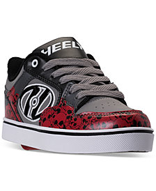Heelys Boys' Motion Casual Skate Sneakers from Finish Line