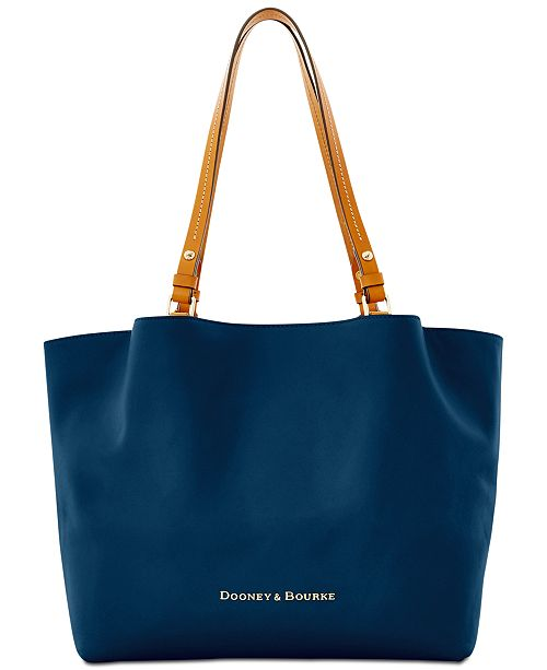 fe991b8db Dooney & Bourke City Flynn Smooth Leather Tote & Reviews ...