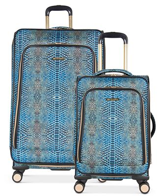 CLOSEOUT! Aimee Kestenberg Sydney Softside Expandable Spinner Luggage Collection