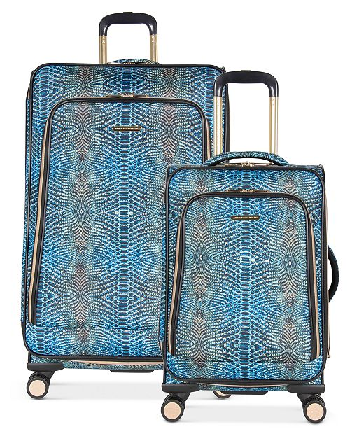 Aimee Kestenberg CLOSEOUT! Sydney Softside Expandable Spinner Luggage Collection