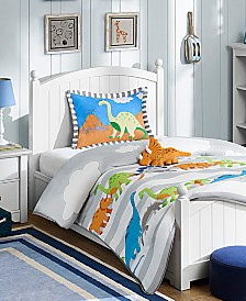 Mi Zone Kids Dinosaur Dreams 4-Pc. Reversible Bedding Collection