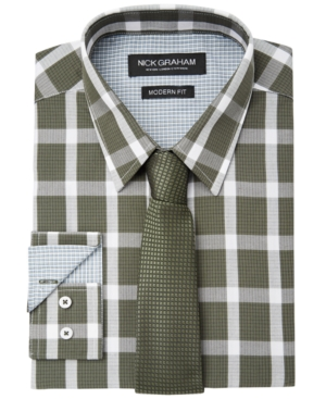Nick Graham Men's Fitted...