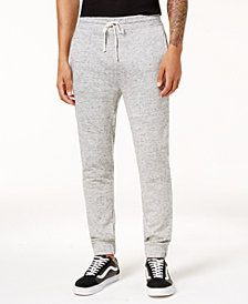 Jaywalker Men's Paneled Jogger Sweatpants
