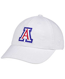 Top of the World Women's Arizona Wildcats White Glimmer Cap