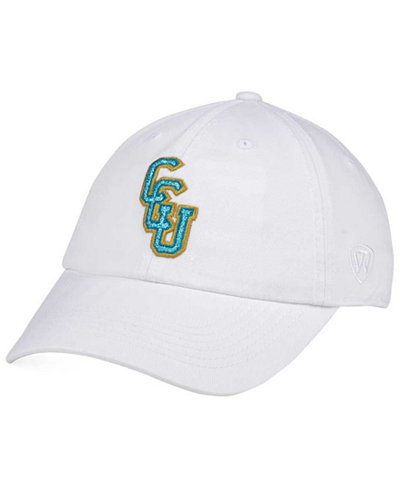 Top of the World Women's Coastal Carolina Chanticleers White Glimmer Cap