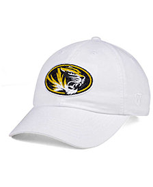Top of the World Women's Missouri Tigers White Glimmer Cap