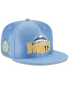 New Era Denver Nuggets On Court Reverse 9FIFTY Snapback Cap