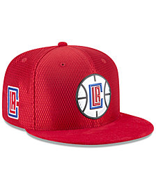 New Era Los Angeles Clippers On Court Reverse 9FIFTY Snapback Cap