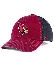 '47 Brand Arizona Cardinals Transistor CLEAN UP Cap
