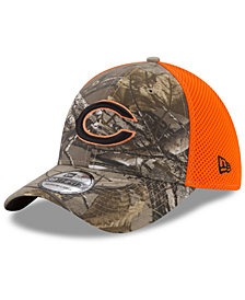 New Era Chicago Bears Realtree Hunter Neo 39THIRTY Cap