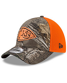 New Era Kansas City Chiefs Realtree Hunter Neo 39THIRTY Cap