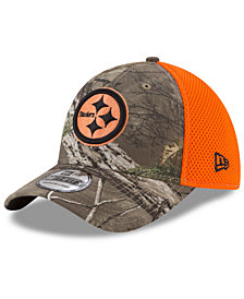 New Era Pittsburgh Steelers Realtree Hunter Neo 39THIRTY Cap