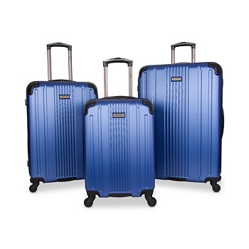 Kenneth Cole Reaction South Street 3-Piece Hardside Spinner Luggage Set