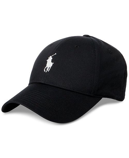 b56f86366a3a9 Polo Ralph Lauren Men s Baseline Performance Cap   Reviews - Hats ...