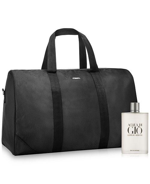933144eced Giorgio Armani 2-Pc. Acqua di Giò Gift Set   Reviews - All Cologne ...