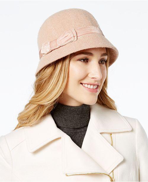 37c0cf076e5 August Hats Melton Cloche   Reviews - Handbags   Accessories ...