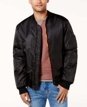 Ben Sherman Men's Flight Bomber Jacket