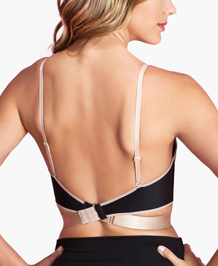 Fashion Forms - Adjustable Low Back Strap Bra MC415