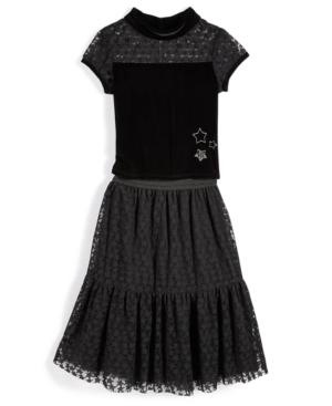 Nowadays Skai StarPrint Mesh Skirt Set Big Girls (716)  Juniors (15)