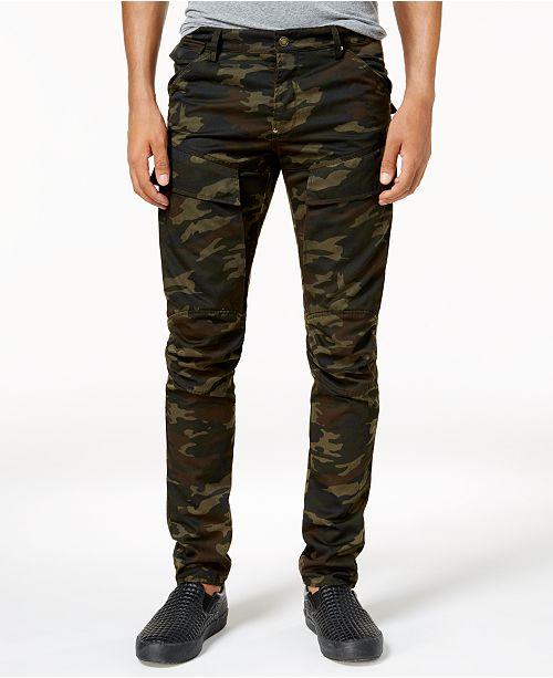 1345f672c2e American Stitch Men s Moto Camo Pants   Reviews - Pants - Men ...