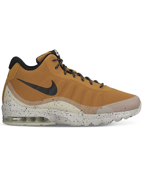 f72ba54e29 Nike Men's Air Max Invigor Mid Running Sneakers from Finish Line ...