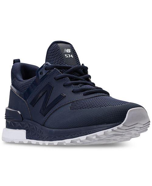 le dernier db43e c30f2 New Balance Men's 574 Fresh Foam Casual Sneakers from ...