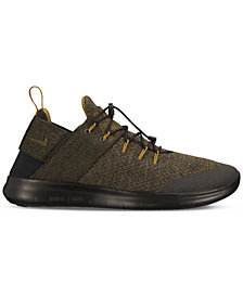 Nike Men's Free RN Commuter 2017 Premium Running Sneakers from Finish Line