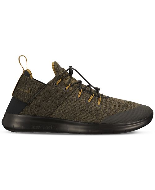 92835541ae2ed ... Nike Men s Free RN Commuter 2017 Premium Running Sneakers from Finish  ...