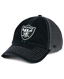'47 Brand Oakland Raiders Transistor CLEAN UP Cap
