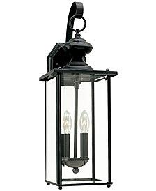 Sea Gull 2-Light Jamestowne Wall Lantern