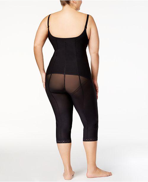 dd3df4ce286c7 Leonisa. Women s Firm Tummy-Control Sheer-Leg Lace-Trim Bodyshaper 018471.  7 reviews. main image ...