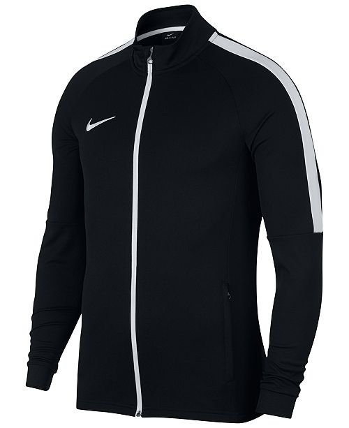 cac9d0feb012 Nike Men s Dry Academy Soccer Track Jacket   Reviews - Coats ...