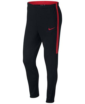 3d0b9f1748 Nike Men's Dri-FIT Academy Soccer Pants & Reviews - All Activewear - Men -  Macy's