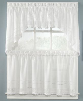 closeout chf peri crochet window treatment collection