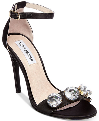 Steve Madden Women's Fabulous Dress Sandals