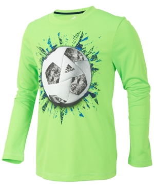 adidas ClimaLite Soccer GraphicPrint Shirt Toddler Boys (2T5T)