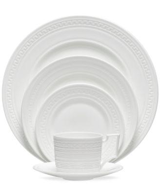 Wedgwood Dinnerware Intaglio Collection  sc 1 st  Macy\u0027s & Wedgwood Dinnerware Intaglio Collection - Fine China - Macy\u0027s