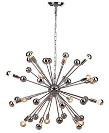 Safavieh Starburst Adjustable Chandelier