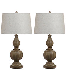 Safavieh Araceli Set of 2 Table Lamps